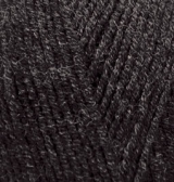 Alize Lanagold (Ализе Ланаголд) 151 - темно серый меланж заказать с доставкой по Беларуси