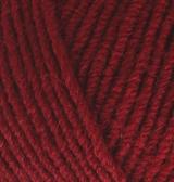 Alize Lanagold (Ализе Ланаголд) 538 - темно-красный заказать по низкой цене в Беларуси