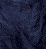 ALIZE MOHAIR CLASSIC NEW  (АЛИЗЕ МОХЕР КЛАССИК) 395 - темно-синий купить с доставкой по Минску