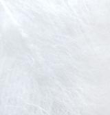 ALIZE MOHAIR CLASSIC NEW  (АЛИЗЕ МОХЕР КЛАССИК) 55 - белый купить в Минске