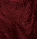 ALIZE MOHAIR CLASSIC NEW  (АЛИЗЕ МОХЕР КЛАССИК) 57 - бордовый заказать дешево в Беларуси