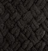 турецкая пряжа Alize puffy (Ализе Пуффи) купить в Минске и по всей Беларуси. Цвет 60 - чёрный