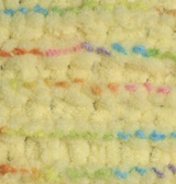 турецкая пряжа Alize puffy Color (Ализе Пуффи Колор) купить в Минске и по всей Беларуси. Цвет 5857