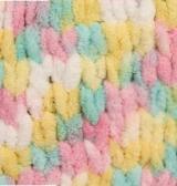 турецкая пряжа Alize puffy Color (Ализе Пуффи Колор) купить в Минске и по всей Беларуси. Цвет 5862