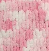 турецкая пряжа Alize puffy Color (Ализе Пуффи Колор) купить в Минске и по всей Беларуси. Цвет 5863