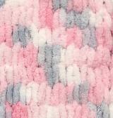 турецкая пряжа Alize puffy Color (Ализе Пуффи Колор) купить в Минске и по всей Беларуси. Цвет 5864