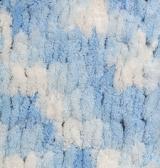 турецкая пряжа Alize puffy Color (Ализе Пуффи Колор) купить в Минске и по всей Беларуси. Цвет 5865
