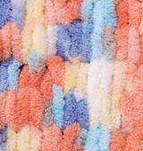 турецкая пряжа Alize puffy Color (Ализе Пуффи Колор) купить в Минске и по всей Беларуси. Цвет 5866