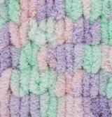 турецкая пряжа Alize puffy Color (Ализе Пуффи Колор) купить в Минске и по всей Беларуси. Цвет 5938