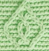 Alize Puffy Fine (Ализе Пуффи Файн) 516 - постельно-зелёный купить в Беларуси