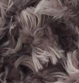 ALIZE PUFFY FUR (АЛИЗЕ ПУФФИ ФЮР) 6105 - темно-серый купить со скидкой в Беларуси