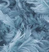 ALIZE PUFFY FUR (АЛИЗЕ ПУФФИ ФЮР) 6106 - голубой заказать со скидкой в Минске
