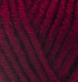 ALIZE SUPERLANA MAXI (АЛИЗЕ СУПЕРЛАНА МАКСИ) 390 - темно-красный заказать по низкой цене в Беларуси