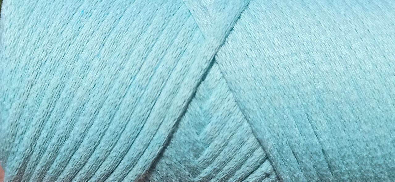 Maccaroni Cotton Filled 3 mm ( Маккарони Котон Фильд 3 мм) 29 - голубой