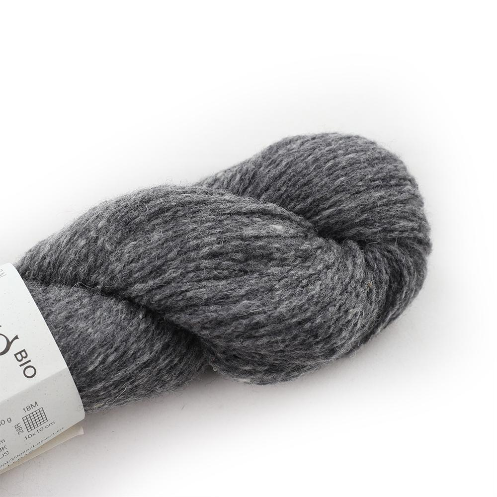 Bc Garn Loch Lomond BIO (БЦ Ярн Лочь Ломонд Био) ERO11 - серый меланж заказать со скидкой в Минске