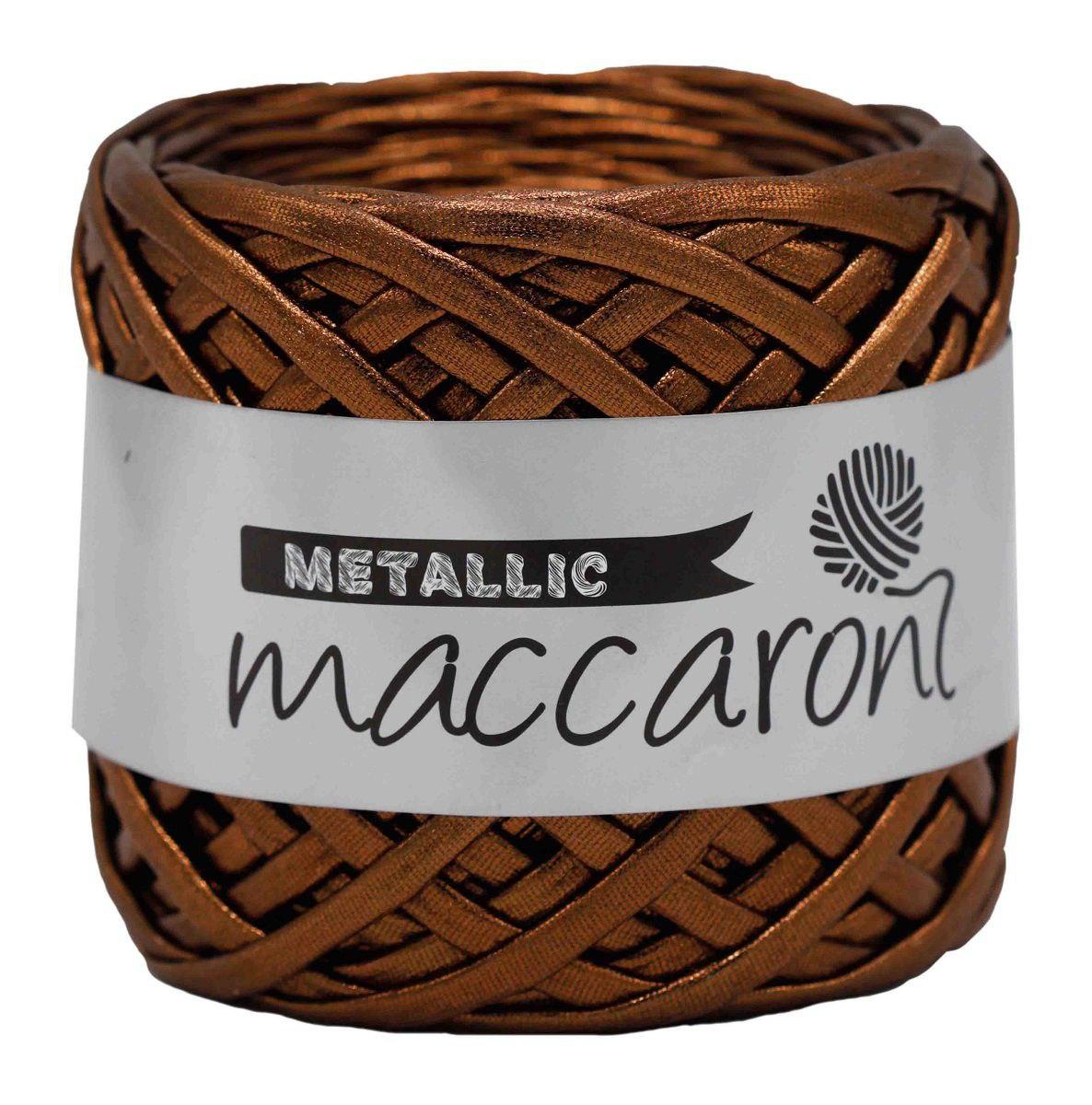 Maccaroni Metallic (Маккарони Металик) 14 - коричневый