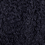 CURLY MACRAME YARNART (КУРЛИ МАКРАМЕ ЯРНАРТ) 790 - черный