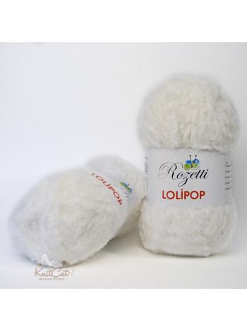 LOLIPOP ROZETTI (ЛОЛИПОП РОЗЕТТИ) 209-01 белый