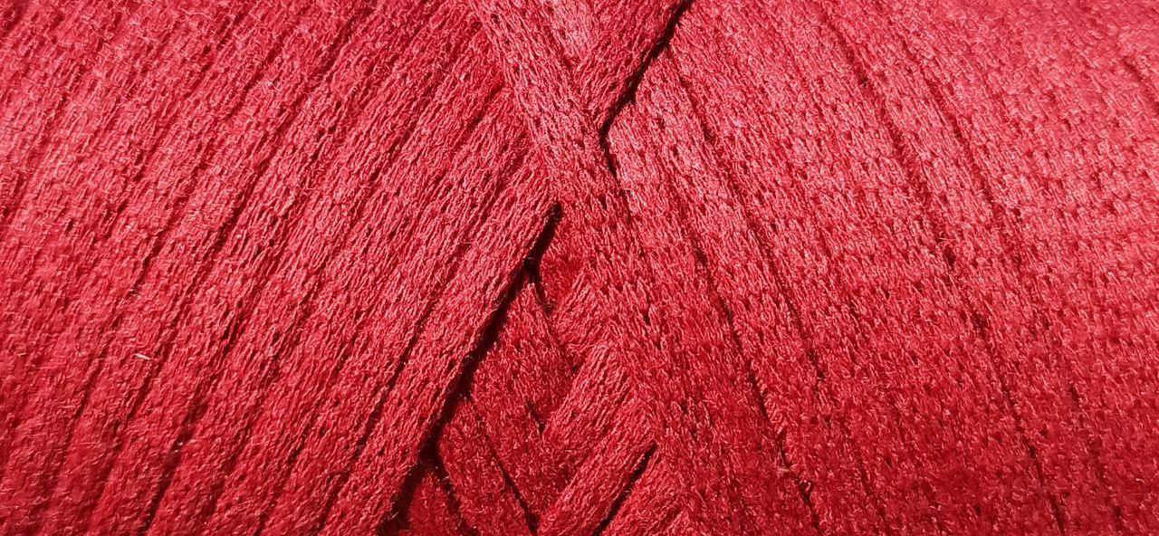 Maccaroni Cotton Filled 3 mm ( Маккарони Котон Фильд 3 мм) 17 - красный