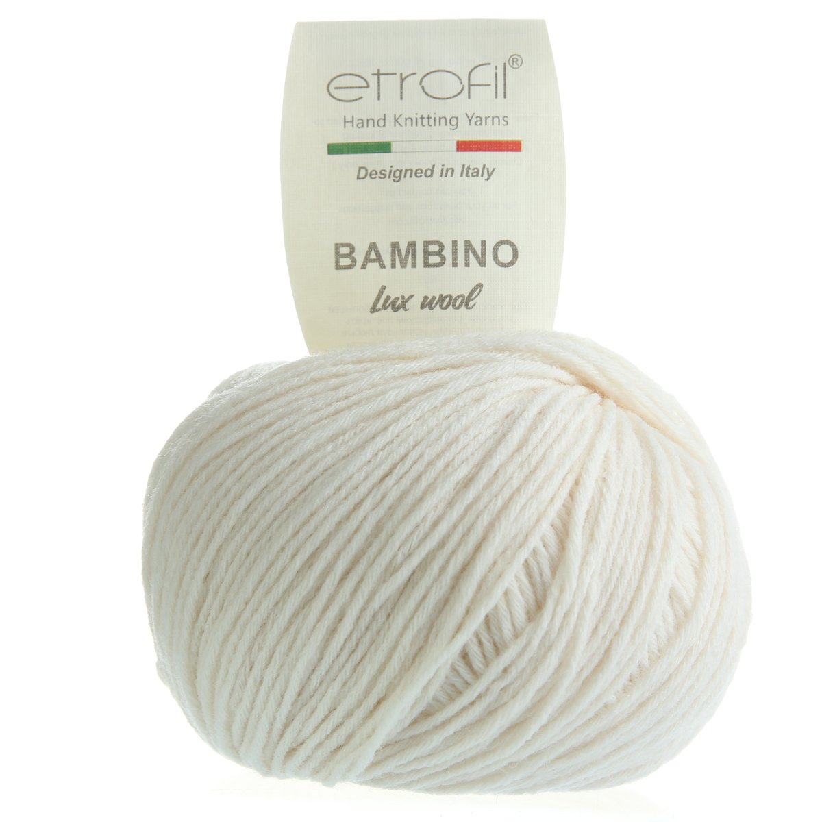 Etrofil Bambino Lux Wool (Этрофил Бамбино Люкс Вул) 70012 - молочный купить в Минске
