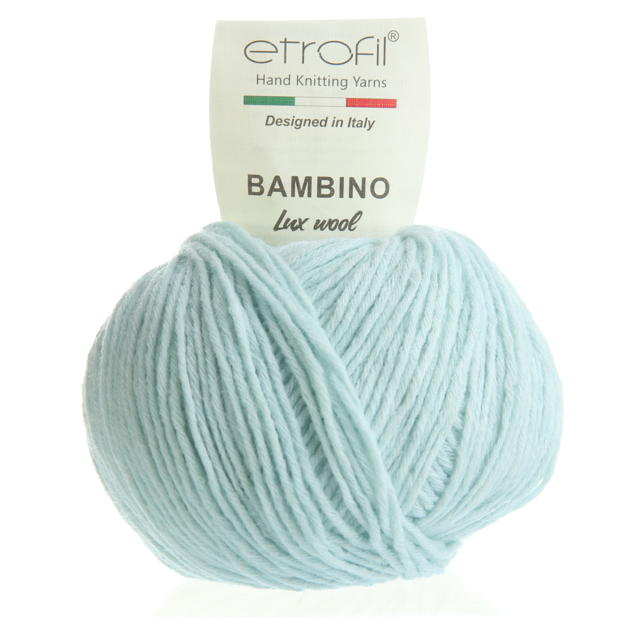 Etrofil Bambino Lux Wool (Этрофил Бамбино Люкс Вул) 70047 -мята заказать в Беларуси