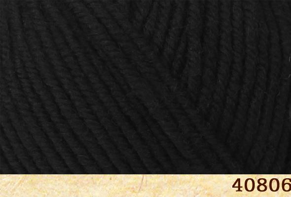FIBRA NATURA SENSATIONAL (ФИБРА НАТУРА СЕНСЕЙШЕНАЛ) 40806 - черный заказать в Минске