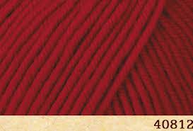 FIBRA NATURA SENSATIONAL (ФИБРА НАТУРА СЕНСЕЙШЕНАЛ) 40812 - темно-красный заказать в Беларуси