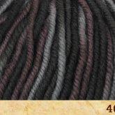 FIBRA NATURA SENSATIONAL (ФИБРА НАТУРА СЕНСЕЙШЕНАЛ) 40856 - черно-серый меланж купить в Беларуси с отправкой почтой