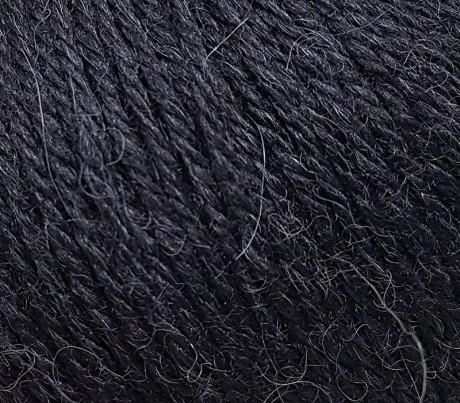 GAZZAL BABY ALPACA (ГАЗАЛ БЭБИ АЛЬПАКА) 46000 - черный купить в Минске