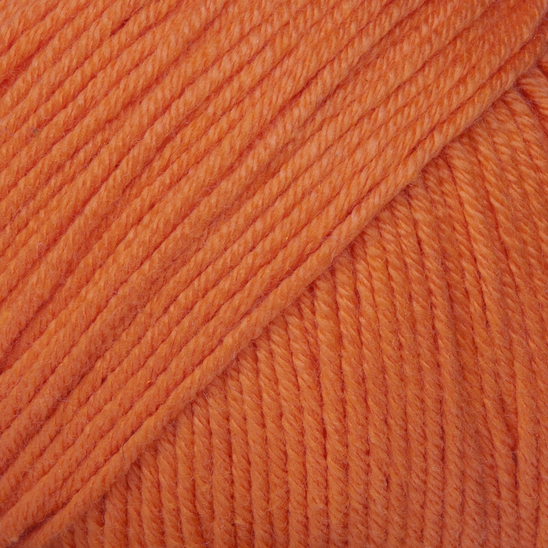 GAZZAL BABY COTTON (ГАЗЗАЛ БЭБИ КОТТОН) 3419 - апельсин купить в Беларуси со скидкой