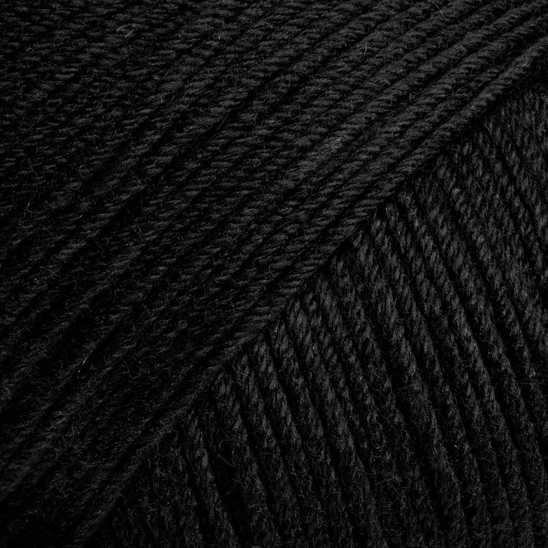 GAZZAL BABY COTTON (ГАЗЗАЛ БЭБИ КОТТОН) 3433 - черный заказать по выгодной цене в Беларуси