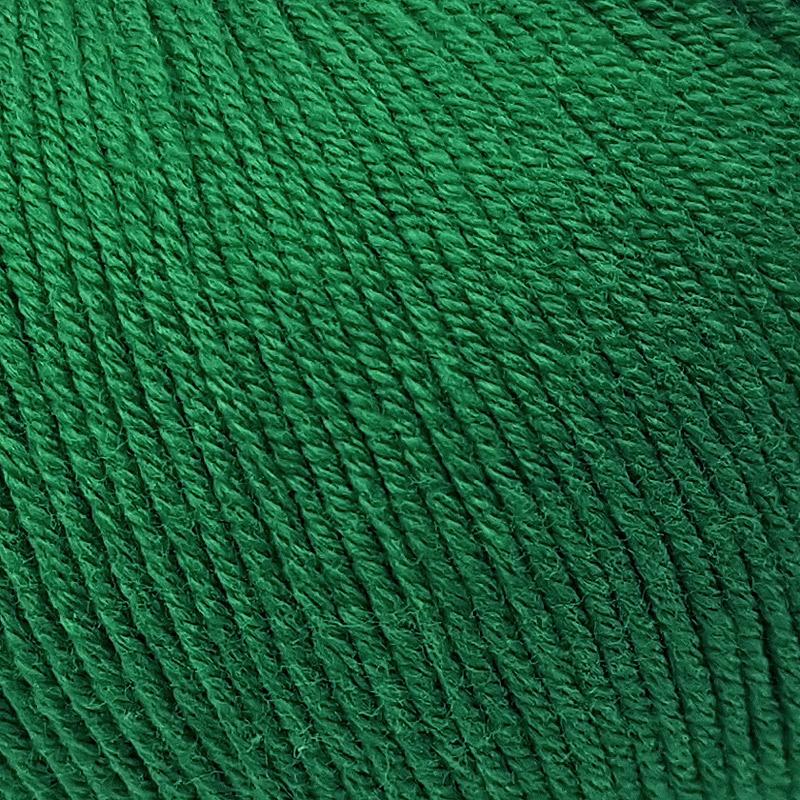 GAZZAL BABY COTTON (ГАЗЗАЛ БЭБИ КОТТОН) 3456 - зеленая трава заказать в Минске с доставкой