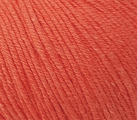 GAZZAL BABY COTTON (ГАЗЗАЛ БЭБИ КОТТОН) 3459 - оранжевый неон купить в Беларуси