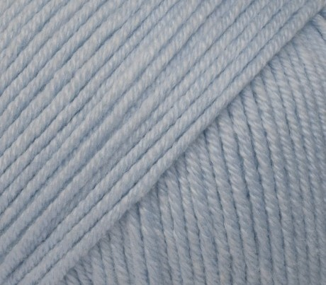 GAZZAL BABY COTTON XL (ГАЗЗАЛ БЭБИ КОТТОН XL) 3429 - светло-голубой заказать с доставкой по Беларуси