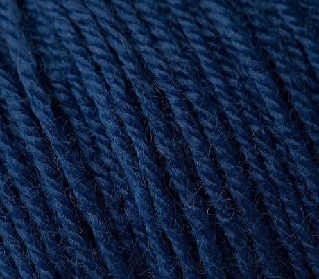 GAZZAL BABY WOOL (ГАЗЗАЛ БЭБИ ВУЛ) 802 - темно-синий купить в Беларуси