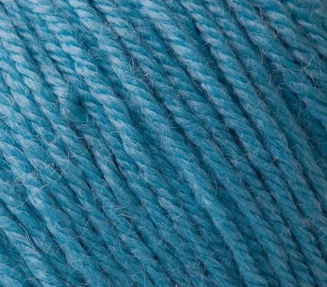 GAZZAL BABY WOOL (ГАЗЗАЛ БЭБИ ВУЛ) 820 - темно-голубой купить со скидкой в Беларуси