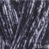 HIMALAYA DENIM (ГИМАЛАЯ ДЕНИМ) 115-08 - черный заказать со скидкой в Минске