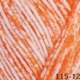 HIMALAYA DENIM (ГИМАЛАЯ ДЕНИМ) 115-12 - оранжевый купить в Беларуси со скидкой