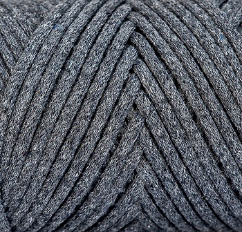 Maccaroni Cotton Filled 3 mm (Маккарони Коттон Фильд 3 мм) 12 - темно-серый заказать с доставкой по Беларуси