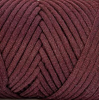 Maccaroni Cotton Filled 3 mm (Маккарони Коттон Фильд 3 мм) 14 - бордовый купить по низкой цене в Минске