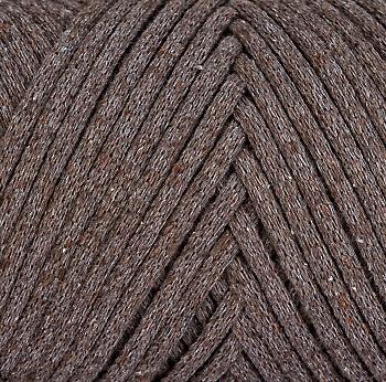 Maccaroni Cotton Filled 3 mm (Маккарони Коттон Фильд 3 мм) 3 - коричневый заказать в Минске