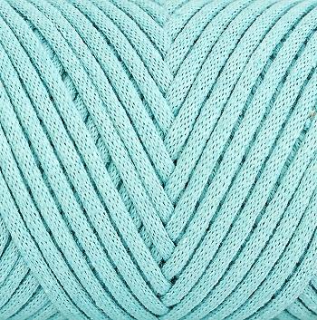 Maccaroni Cotton Filled 3 mm (Маккарони Коттон Фильд 3 мм) 4 - бирюзовый заказать в Беларуси