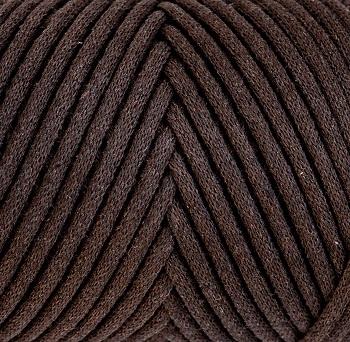 Maccaroni Cotton Filled 3 mm (Маккарони Коттон Фильд 3 мм) 8 - темно коричневый заказать со скидкой в Беларуси