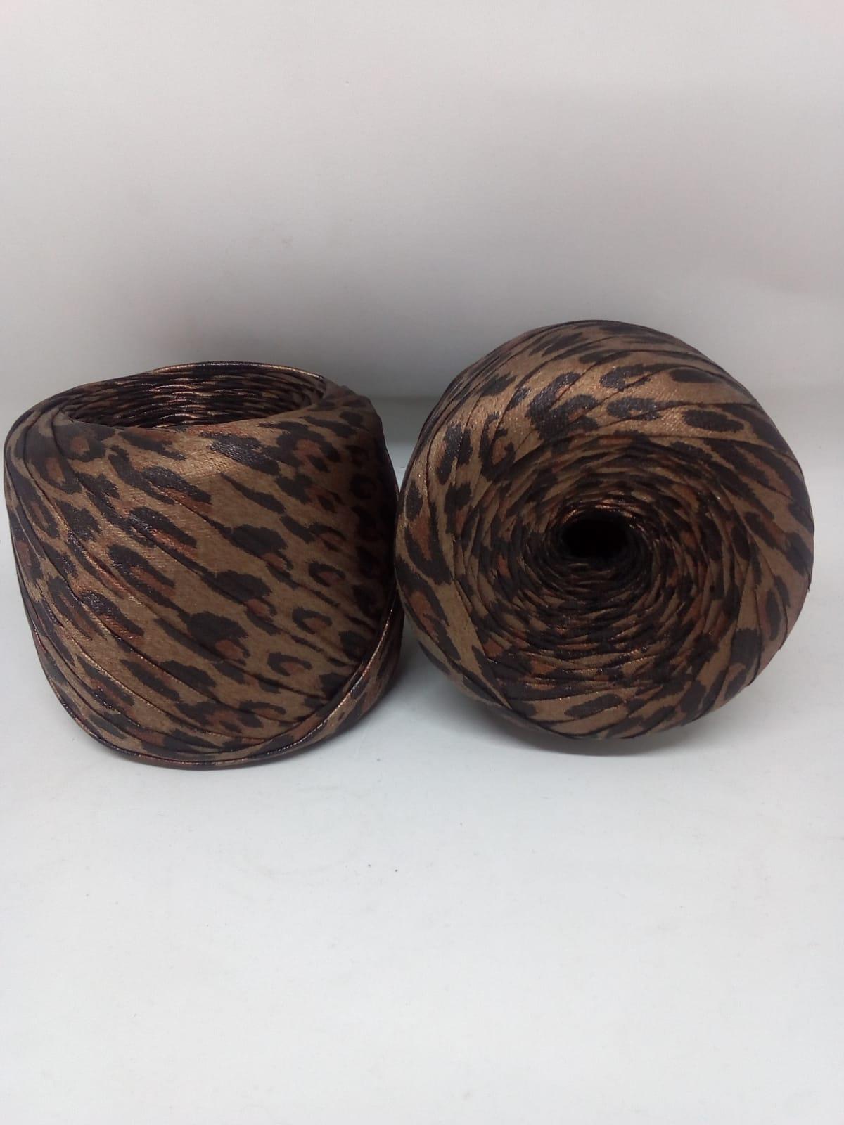 Maccaroni Metallic (Маккарони металика) 10 - леопард купить в Беларуси с доставкой