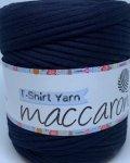 Maccaroni T-Shirt Yarn (Маккарони Т-Шит ярн) 1253 - синий купить в Минске