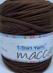 Maccaroni T-Shirt Yarn (Маккарони Т-Шит ярн) 1257 - коричневый заказать в Минске