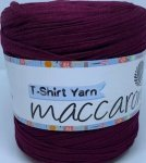 Maccaroni T-Shirt Yarn (Маккарони Т-Шит ярн) 1260 - бордовый заказать в Беларуси