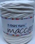 Maccaroni T-Shirt Yarn (Маккарони Т-Шит ярн) 1261 - молочный купить со скидкой в Минске