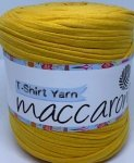 Maccaroni T-Shirt Yarn (Маккарони Т-Шит ярн) 1269 - желтый купить со скидкой в Беларуси