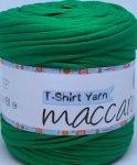Maccaroni T-Shirt Yarn (Маккарони Т-Шит ярн) 1284 - зеленый заказать со скидкой в Минске